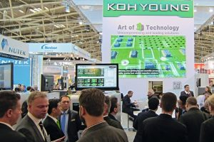 Koh Young Technology, a leading 3D measurement, inspection equipment, and solutions provider, serves wide range of industry leaders' needs in the global PCB assembly and semiconductor markets. Source: Koh Young