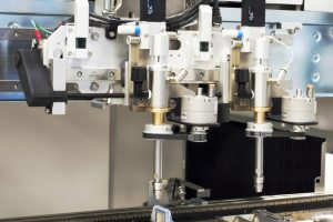 Dispensing and conformal coating systems