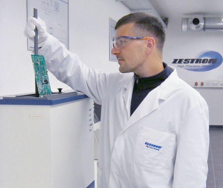 Ionic contamination