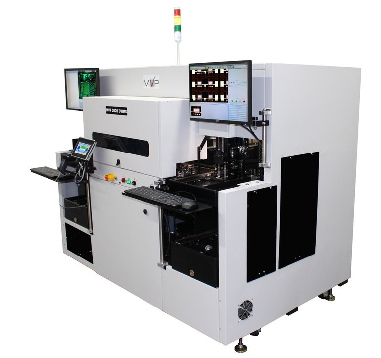 Automated Optical Inspection : Dwms and automated semiconductor inspection solutions at