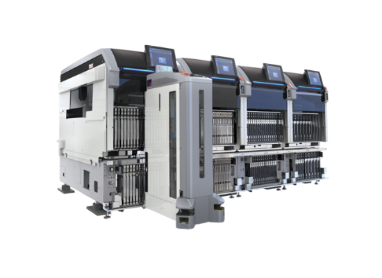 Fuji NXTR placement machine