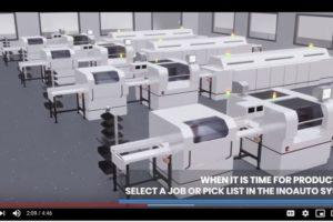 Inovaxe material handling process