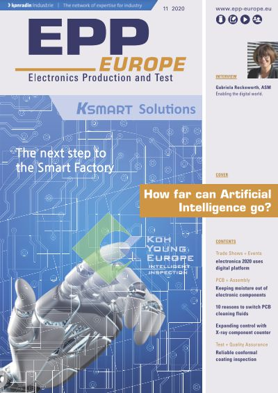 Titelbild EPP EUROPE Electronics Production and Test 11