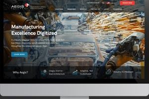 Aegis Software website