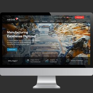Aegis Software website