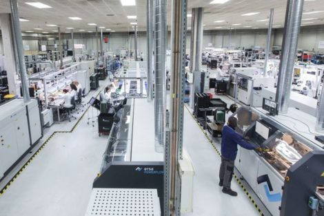 DigiProces uses FactoryLogix MES solution