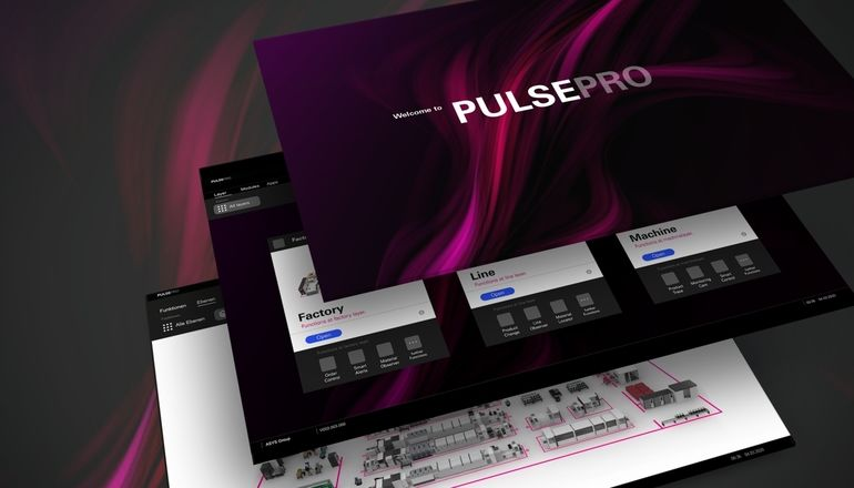 Asys Pulse Pro software suite