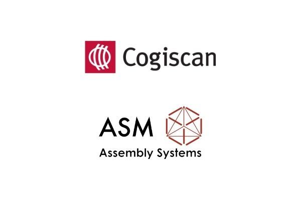 Cogiscan ASM partnership