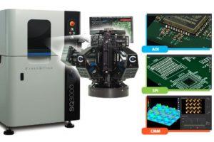 CyberOptics's SQ3000 multi-function system with MRS sensor technology