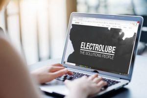 Electrolube website