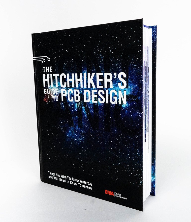 The Hitchhikers Guide To PCB Design Book