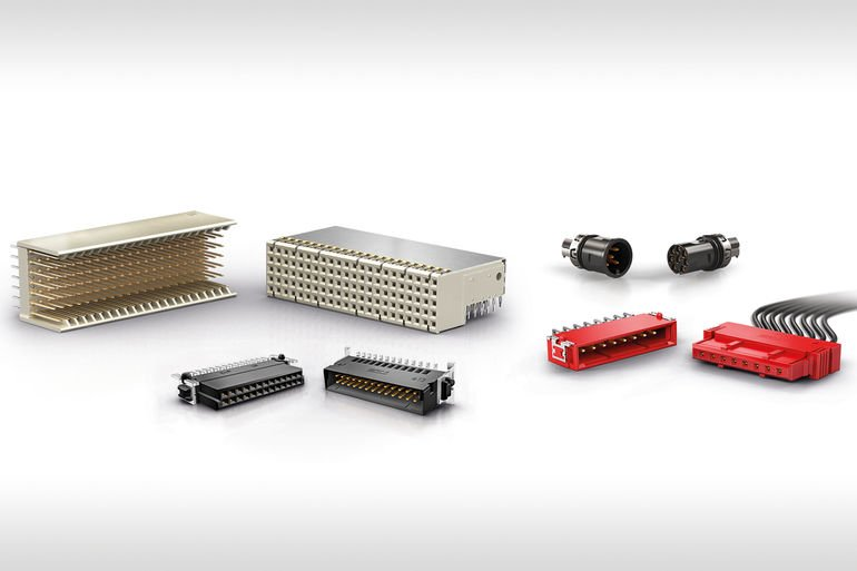 Erni Electronics GmbH reduces delivery times for product lines