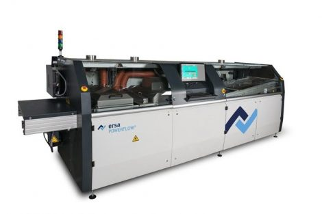 Powerflow Ultra wave soldering machine, Kurtz Ersa