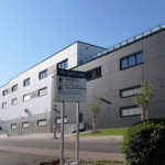 production and administration building of Ersa GmbH