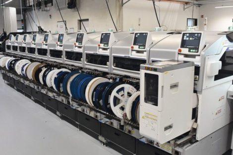 Fuji SMD line