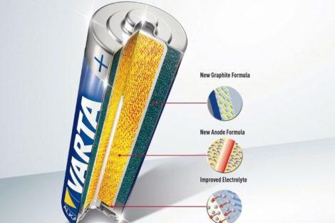 Varta Consumer alkaline battery