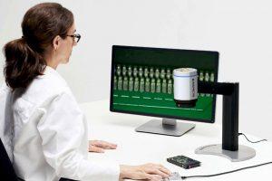HD digital microscope