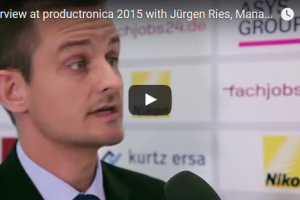 Interview with ASYS Group China at the productronica 2015