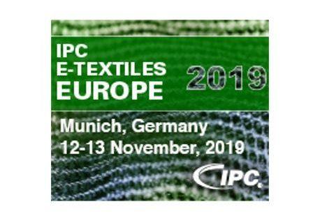 IPC E-Textiles Europe 2019
