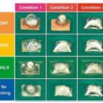 Soldering using Koki Corporation laser technology