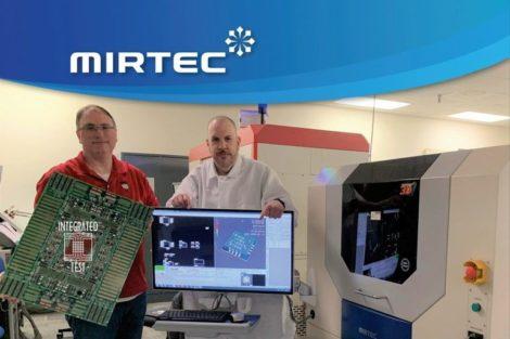Integrated Test Corporation Wesley Stevens and Tom Bruszak