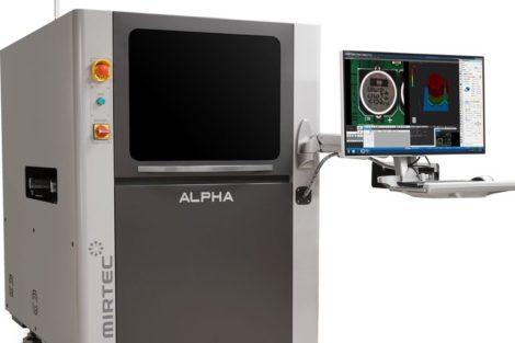 Alpha 3D AOI system from Mirtec