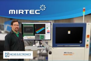 Frank Bowman, President of Niche Electronics Technologies and QCMS