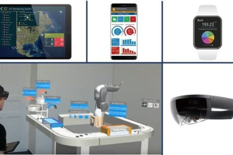 Mitsubishi Electric AR devices