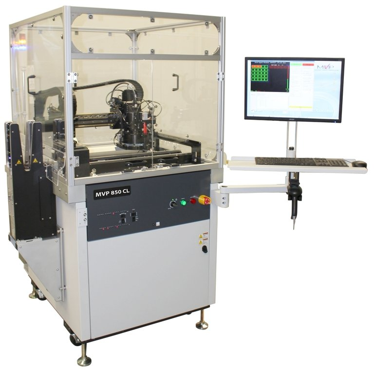 Automated Optical Inspection : Latest microelectronics semiconductor and automated