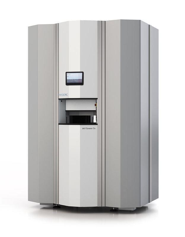 Mycronic MYTower 5X component storage system