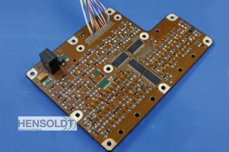 Hensoldt and Nano Dimension multi-layer PCB