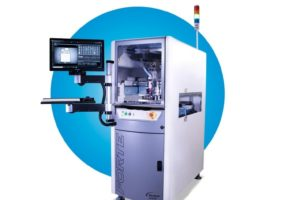The Forte series fluid dispensing system