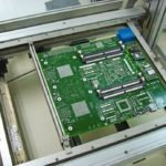 Nordson Select's 22-layer PCBA with selective soldering