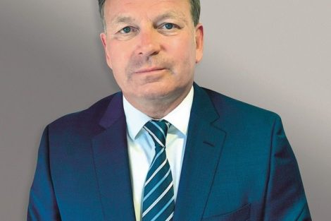 Kevin Youngs, the Sales Manager of Omron Europe