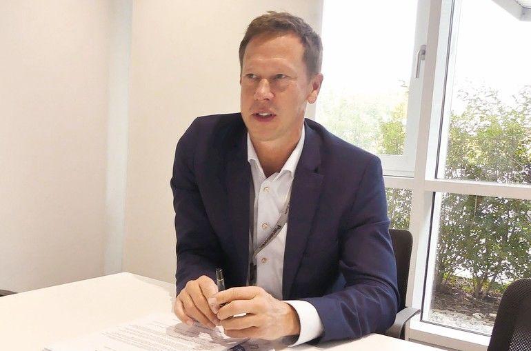 Nils Heininger, Panasonic Industry