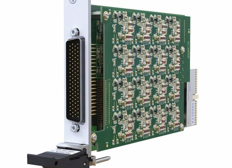 41–761 output module, Pickering Interfaces