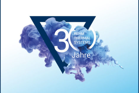 Rehm Thermal Systems 30th anniversary