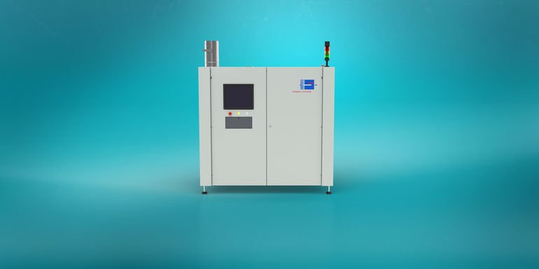 Rehm's RDS UV dryer