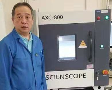 Scienscope AXC-800 component counters