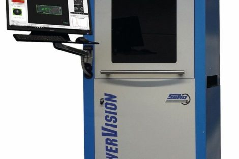 Seho THT AOI system PowerVision at productronica