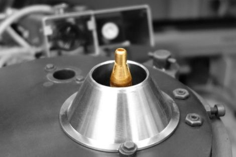Seho Systems LongLife solder nozzle