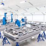 Stäubli WFT cleanroom-compatible AGVs