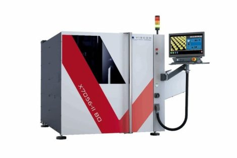 Viscom X7056-II BO inline wire bond inspection system