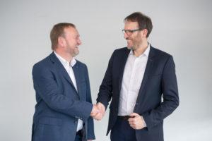 Repotech GmbH: Reinhard Pollak and Thomas Winkel