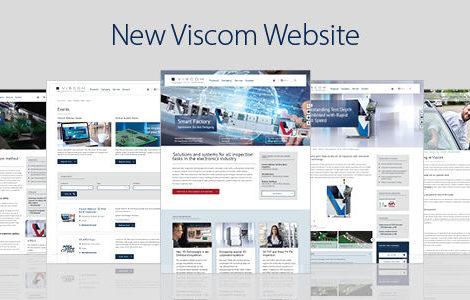 Viscom launches website