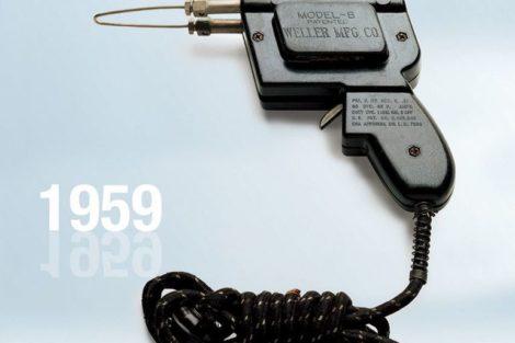 Weller hand soldering gun