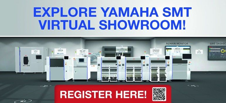 Yamaha virtual reality showroom