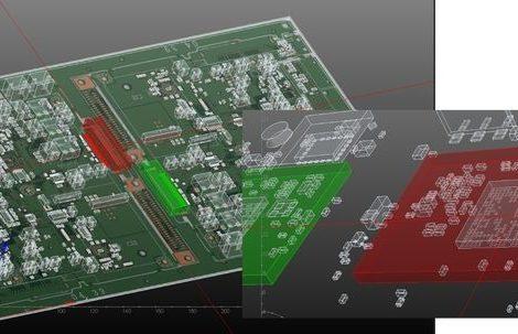 Yamaha YsUP 3D visualisation