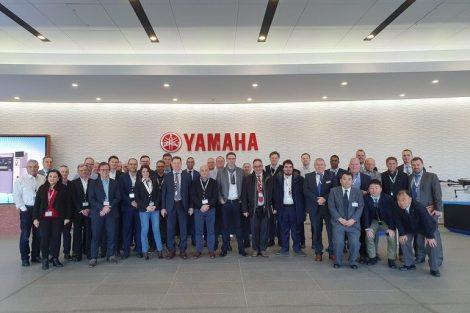 Yamaha European distributors