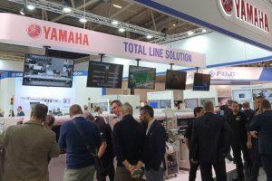 Yamaha Motor Europe SMT Section